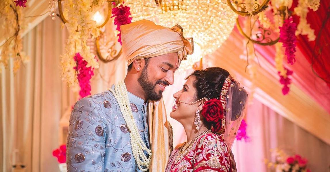 Meet Krunal Pandya's stunning wife