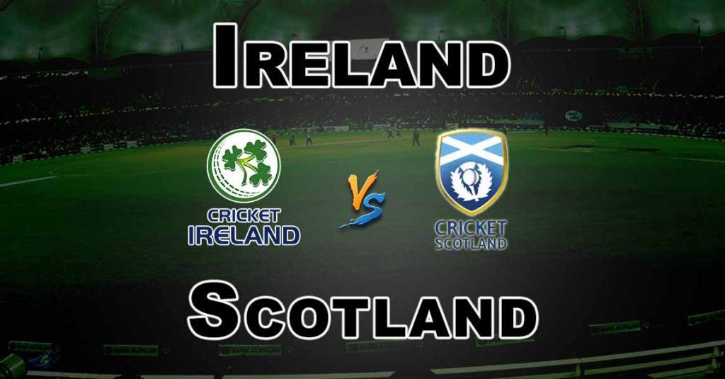 SCO vs IRE Super Sixes World Cup Qualifiers Dream 11 Match Prediction Fantasy Team News