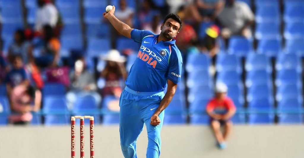 Oops! Did Gibbs pick a nerve? R Ashwin and Gibbs' twitter spat