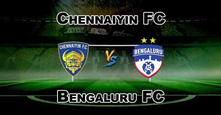 BFC vs CFC Indian Super League 2018 Dream 11 Football Prediction Fantasy Team News