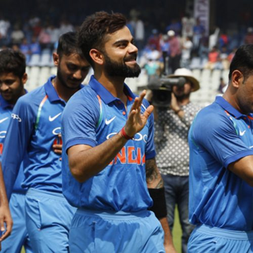 Team India: Play, Relax, Repeat!