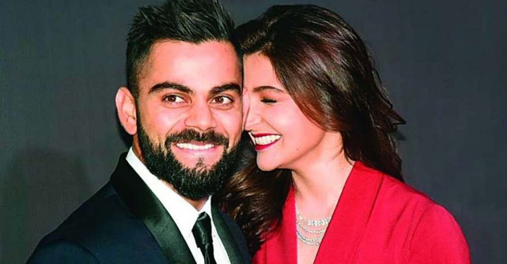Virat Kohli with his 'One and Only' : Romantics take note
