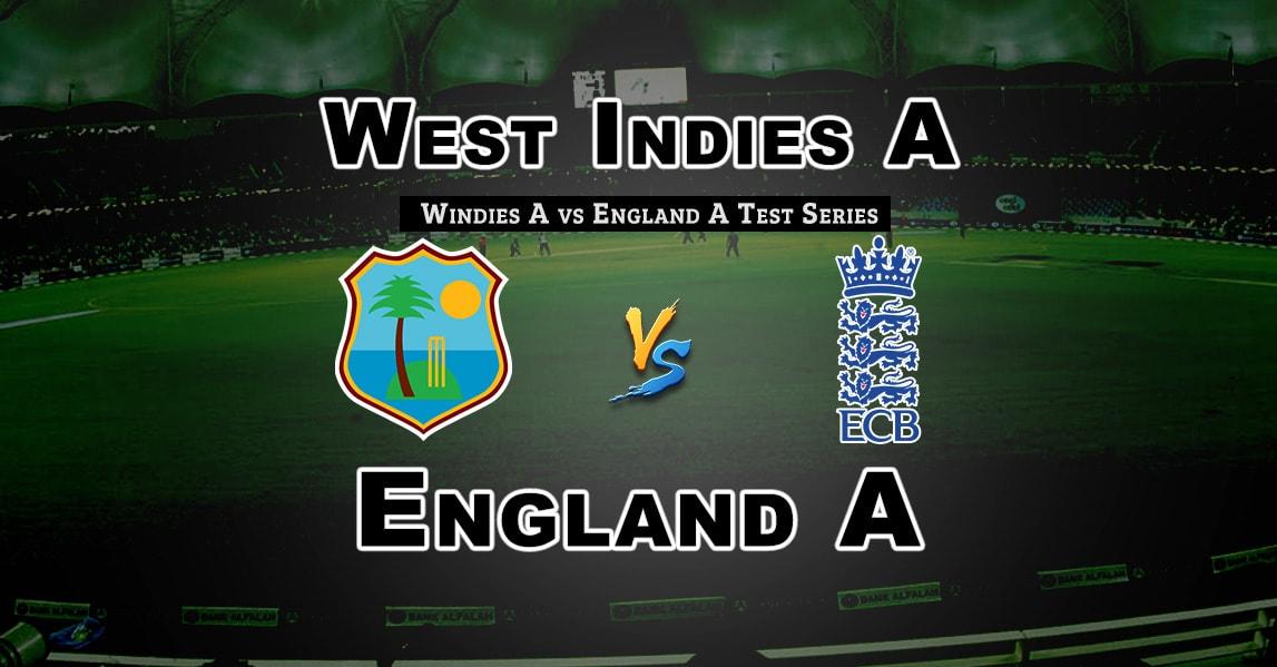WI-A vs EN-A 3rd unofficial Test Cricket Match Prediction ...