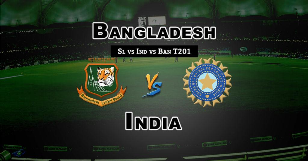 BAN vs IND Final Nidahas Trophy Dream 11 Match Prediction Fantasy Team News