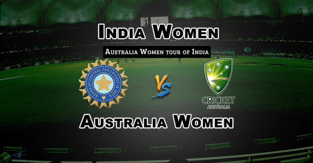 IN-W vs AUS-W 3rd ODI ICC Championship Dream 11 Match Predictions Fantasy Team News