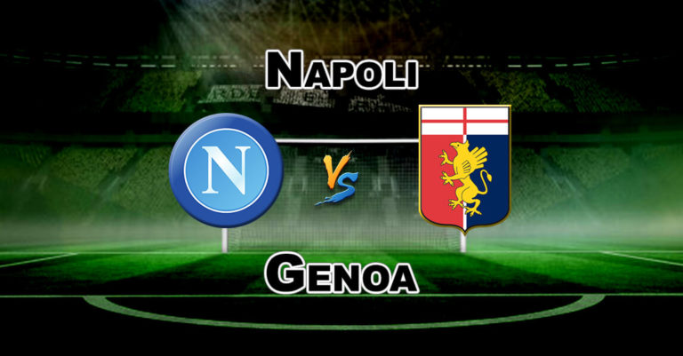 GEN vs NAP League Match  Serie A Dream 11 Football Prediction Fantasy Team News