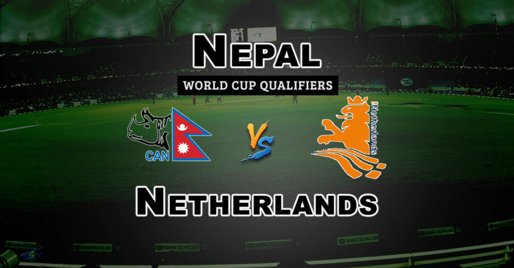NEP vs NED 7th Place Play off World Cup Qualifiers Dream 11 Match Prediction Fantasy Team News