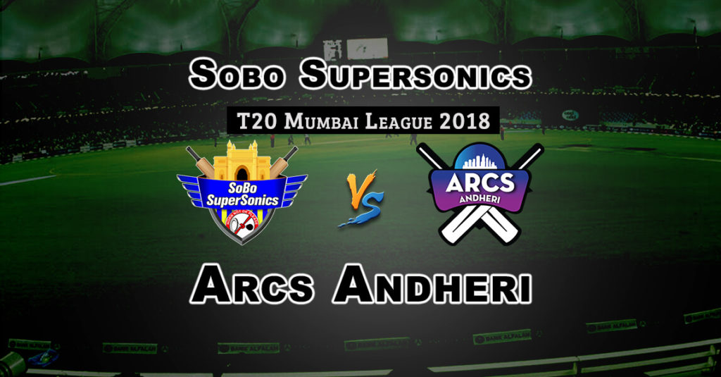 Mumbai T20 league: When and Where to watch ARCS Andheri vs SoBo SuperSonics, Match Details, My Team 11 Prediction & Preview