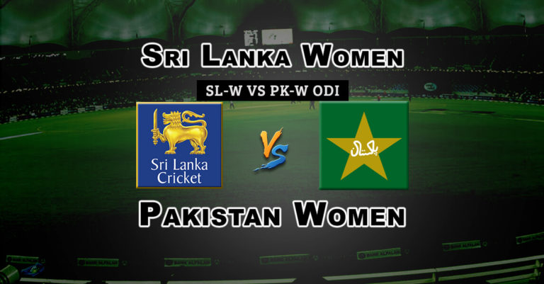 SL-W vs PK-W 1st ODI Dream 11 Match Prediction Fantasy Team News