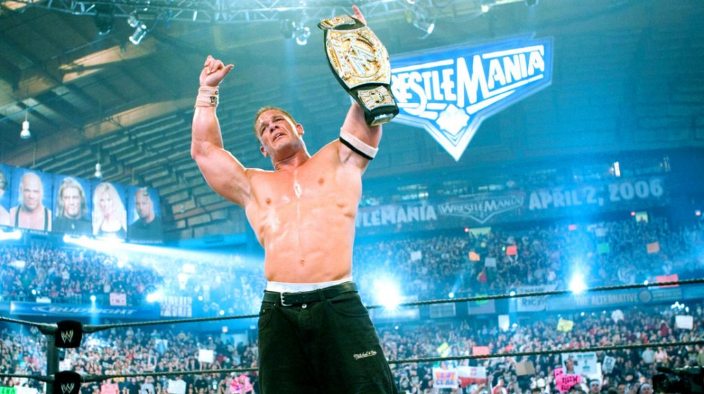 Former WWE Superstars galore to face John Cena at Wrestlemania