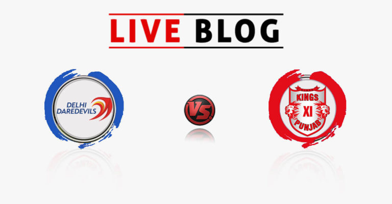 Delhi Daredevils vs Kings XI Punjab 22ND Match IPL 2018 Live Commentary