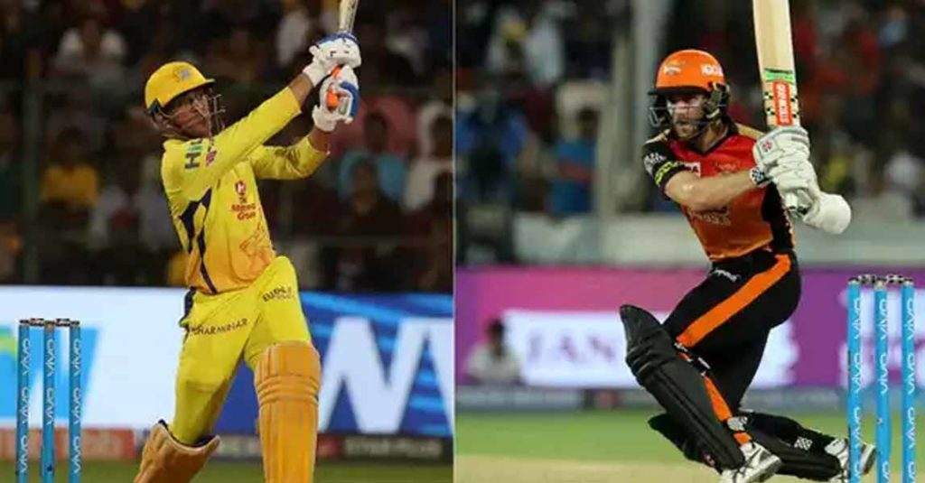CSK vs SRH Dream11