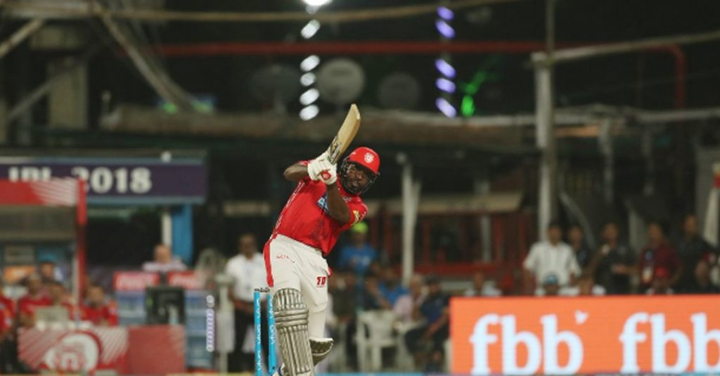 KKR vs KXIP Match Report Gayle, Rahul blow Knight Riders away
