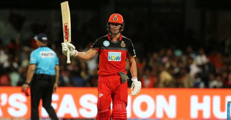 AB de Villiers hopeful of their home run