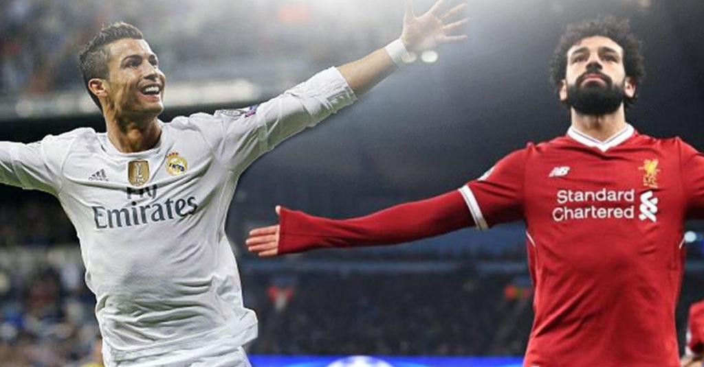Ronaldo or Salah: Who will be Kiev's King tonight?