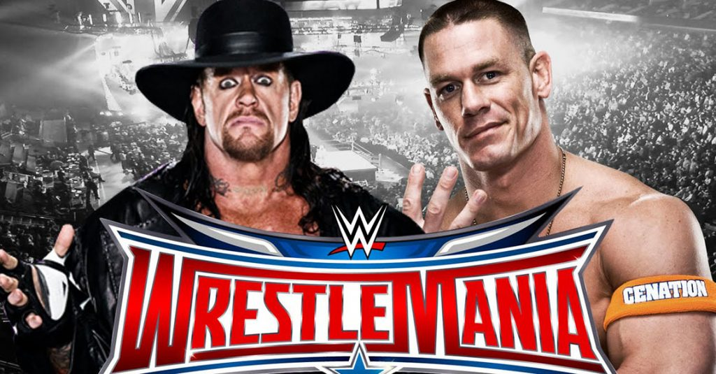 3 Possible ways in which the Undertaker vs John Cena storyline may pan out.