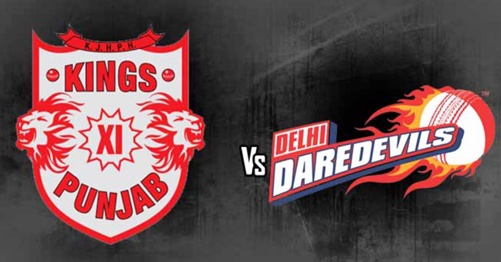 Kings XI Punjab vs Delhi Daredevils : MATCH PREVIEW, PROBABLE XI, LIVE STREAMING DETAILS