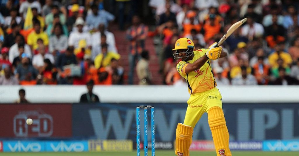 SRH vs CSK Match Report: Rayudu, Chahar script thrilling victory for Super Kings