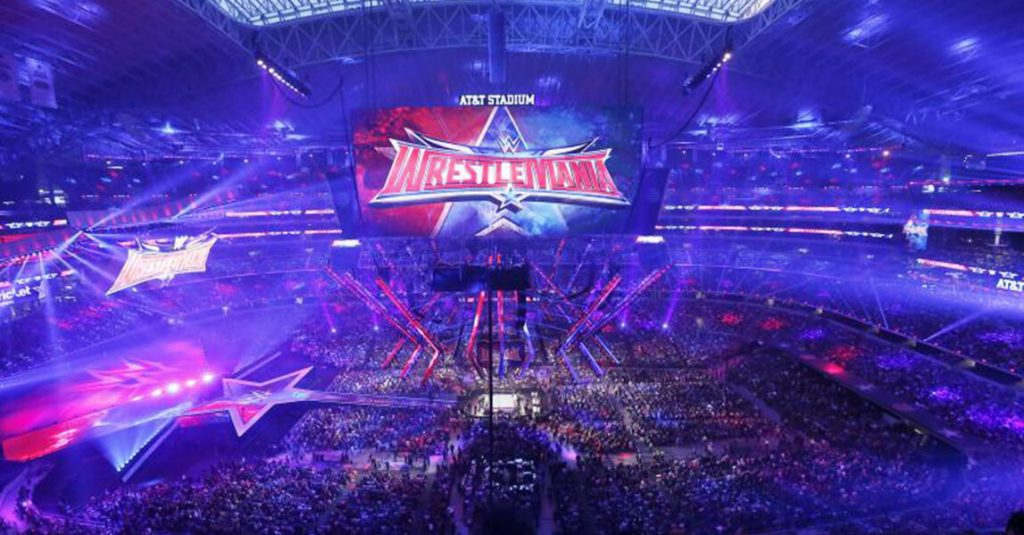 The Top 10 Shocking Moments from Wrestlemania 34