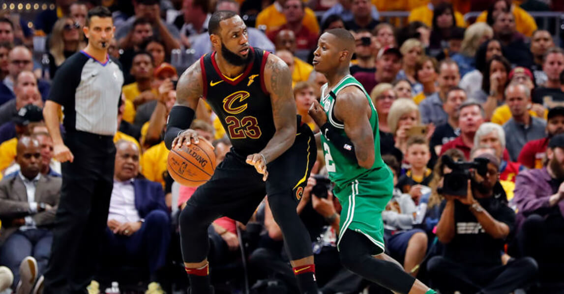 cheap for discount 38e03 9efc7 NBA Key Players- BOS vs CLE | Boston Celtics vs Cleveland ...