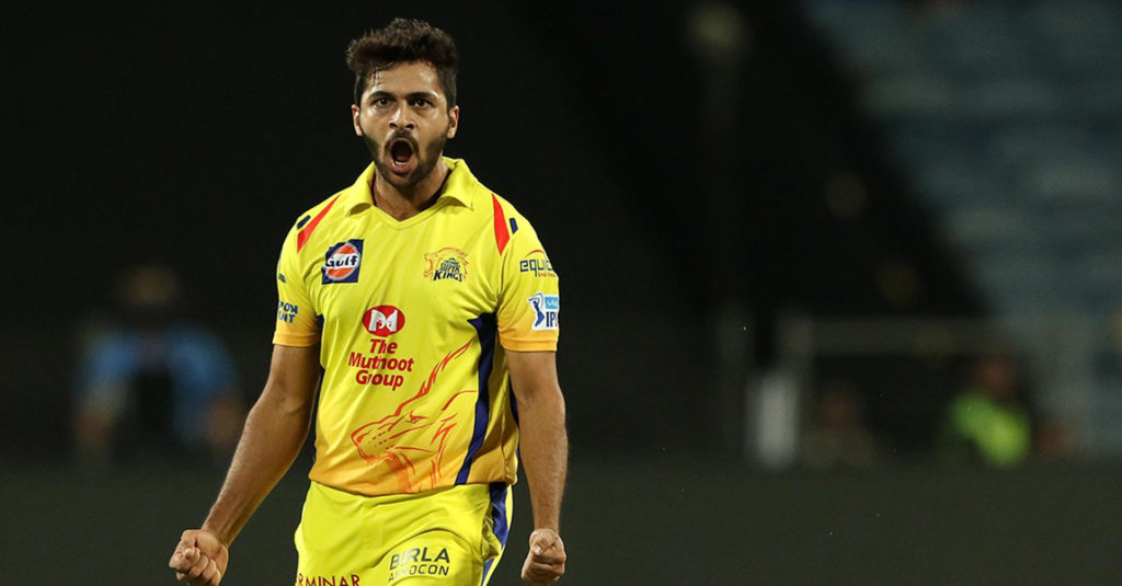 Shardul Thakur reveals his success mantra against the bowling attack of SRH