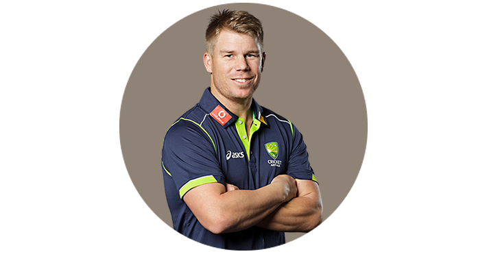 David Warner Cricketer Wife Weight Height Age Records