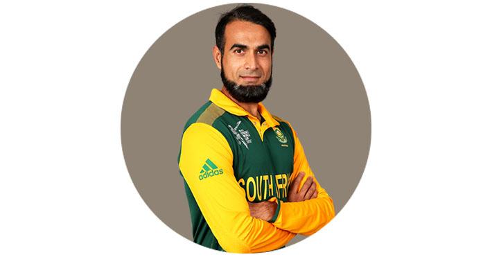 Imran Tahir (cricketer) Wife, Weight, Height, Age