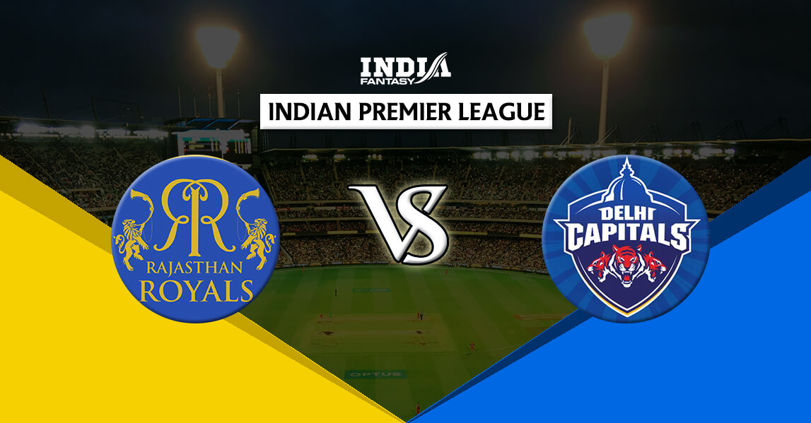 Rr Vs Dc Dream11 Grand League Team Rajsthan Royals Vs Delhi Capitals Ipl 2019 India Fantasy