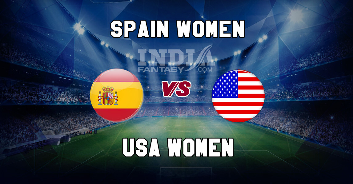 02fd8aeb SPA-W vs USA-W Dream11 Team Prediction | FIFA Women's World Cup 2019 ...
