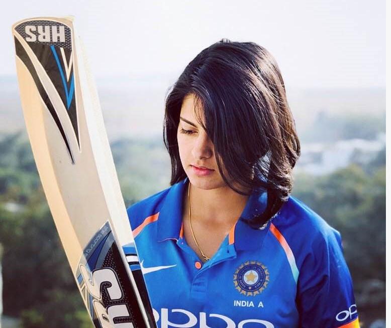 Priya Punia India Women Cricketer: Age, Boyfriend, Height, Photos Jaipur, Rajasthan. most beautiful india women cricketers hot women cricketers