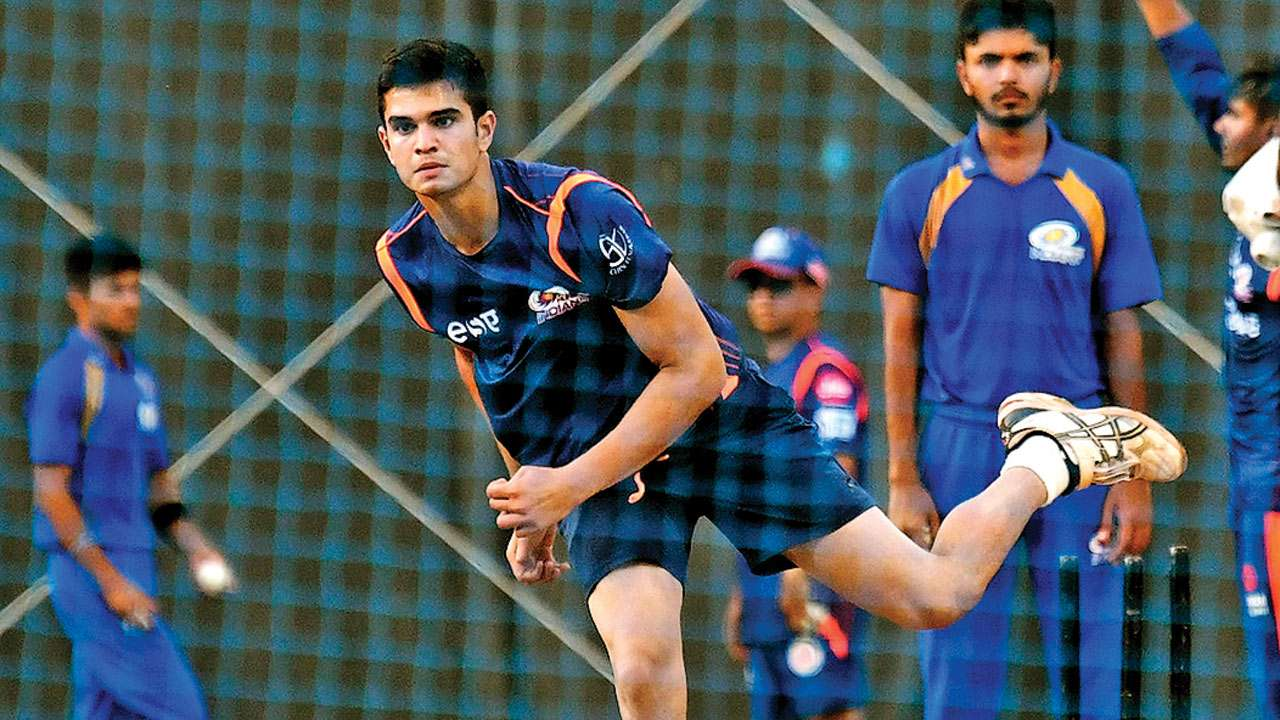 Arjun Tendulkar to play for Mumbai Indians in IPL 2020? Here's the answer