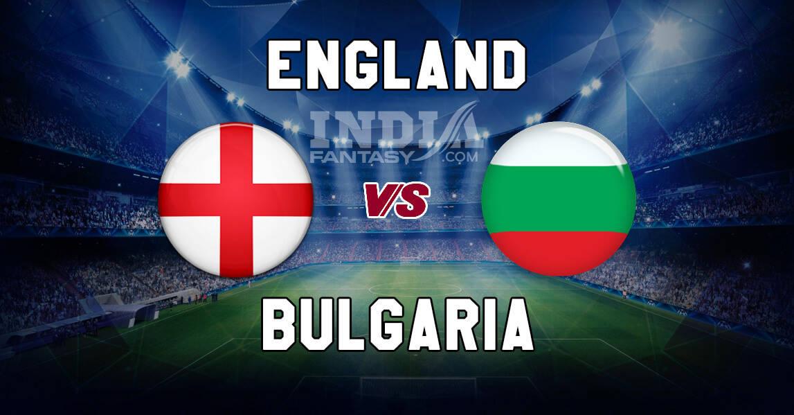 ENG vs BLG Dream11 Prediction   European Qualifiers