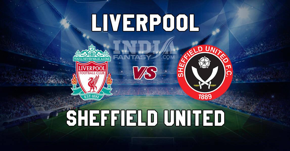 Premier League 2019-20 Matchday 34 Sheffield United vs ...