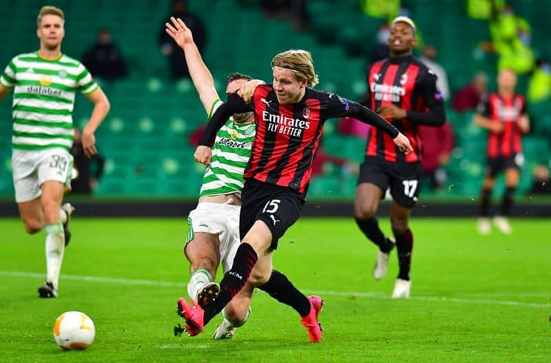 MIL vs CEL Dream11 Team Prediction Tips for Europa League fixture AC Milan vs Celtic 3 December