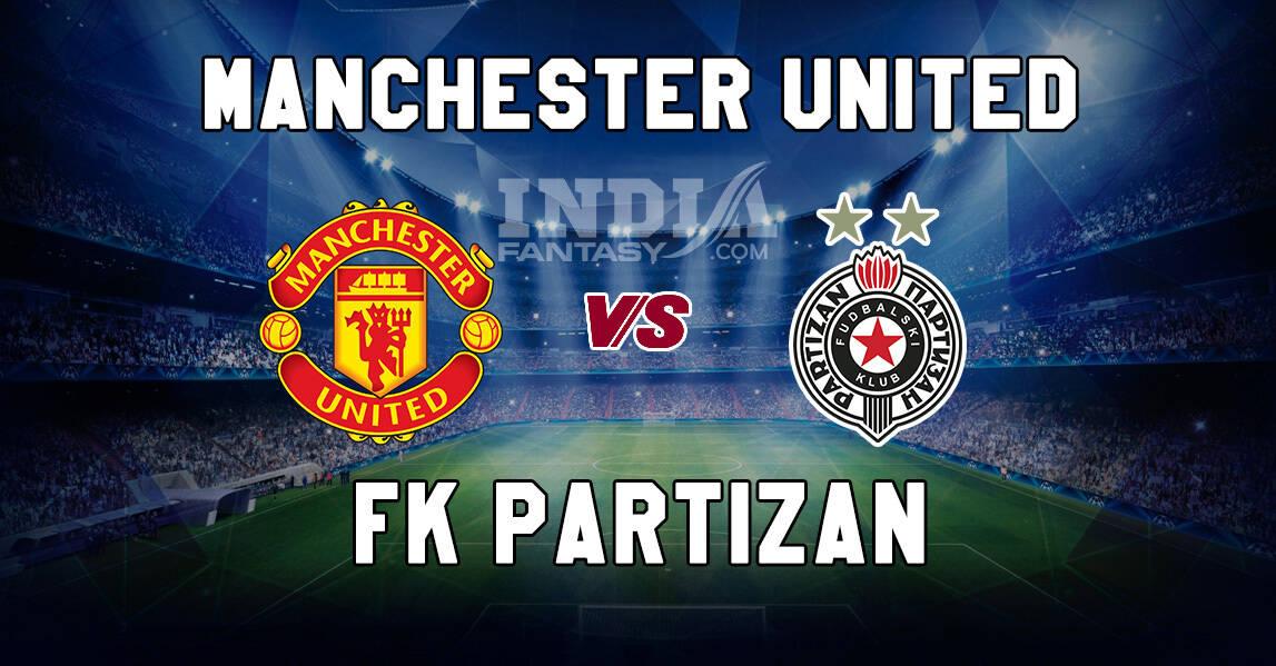 man united vs partizan - photo #12