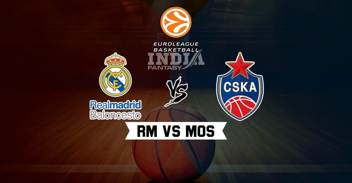 Rm Vs Mos Dream11 Match Prediction Real Madrid Vs Cska Moscow