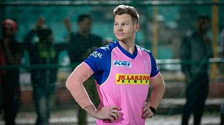 Fan asks Rajasthan Royals to trade Steve Smith to CSK, RR Response is  Savage!