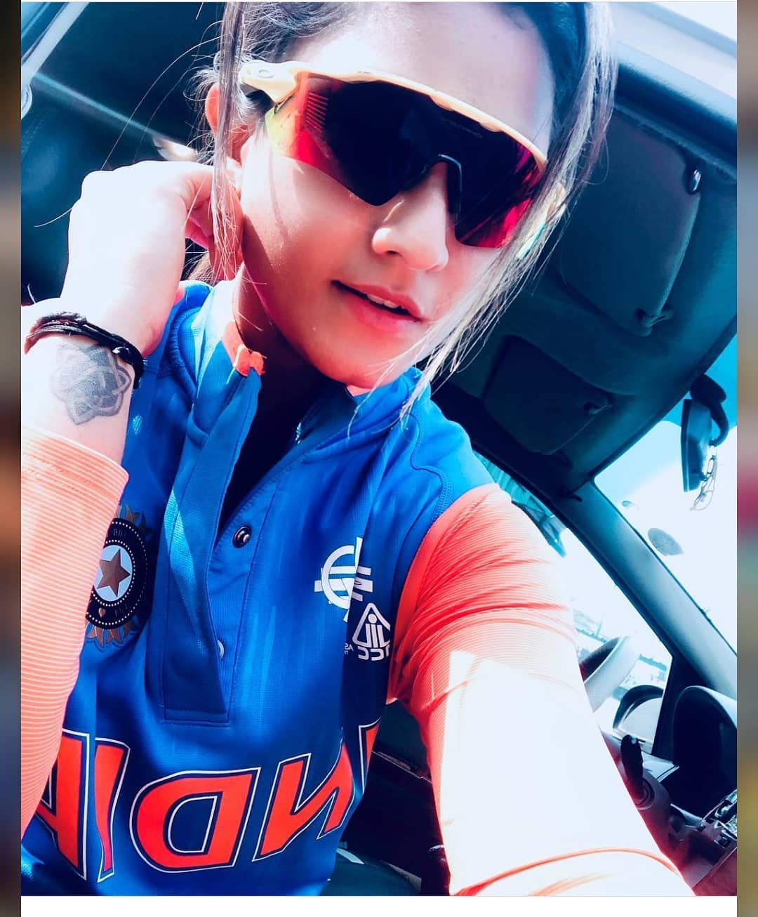 hot woman cricketer india